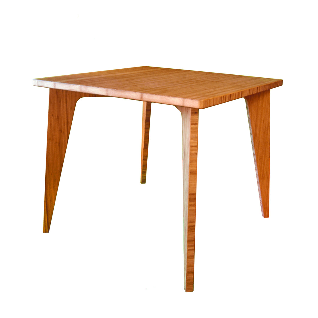 Bamboo Table | Desk | Work | Study | Craft | Accent | Sustainable Furniture | Zero-Waste Furniture | Scandinavian, Contemporary, Mid-Century, Japanese Inspired | Made in CANADA