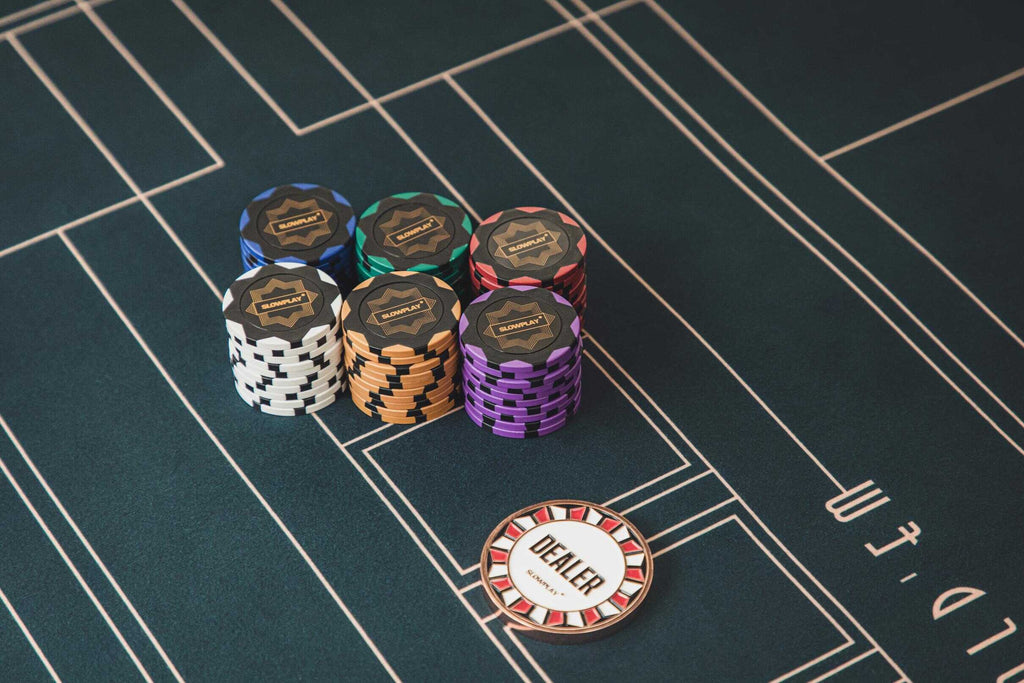 Nash Clay Poker Chips