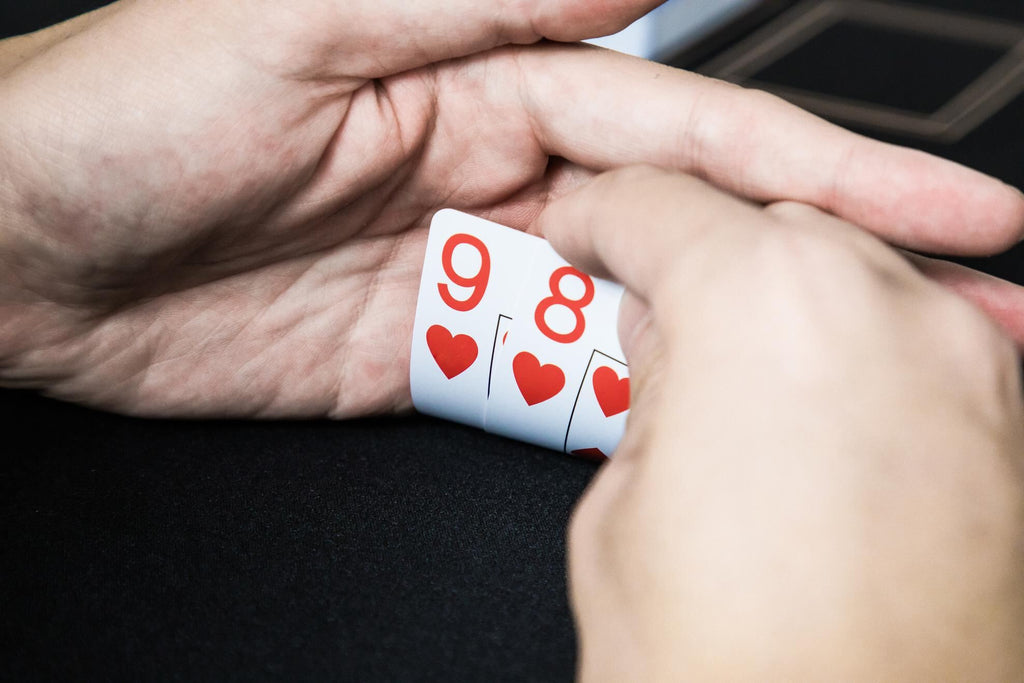 Plastic Playing Cards for Texas Hold'em