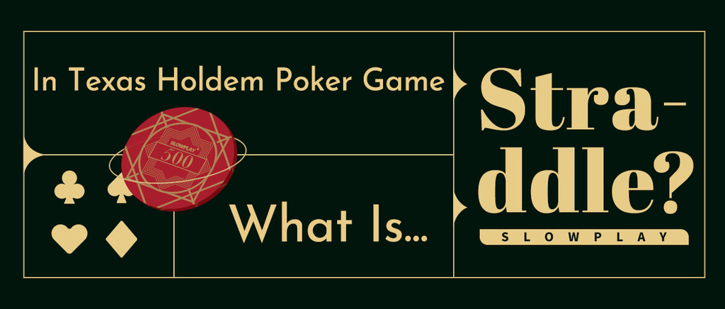 what is straddle in poker | how to play poker