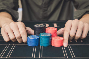 Ceramic Poker Chips | Elevate Your Gaming Experience |SLOWPLAY