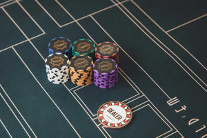 Clay Poker Chips without Denomination | Professional Poker Supplies - SLOWPLAY