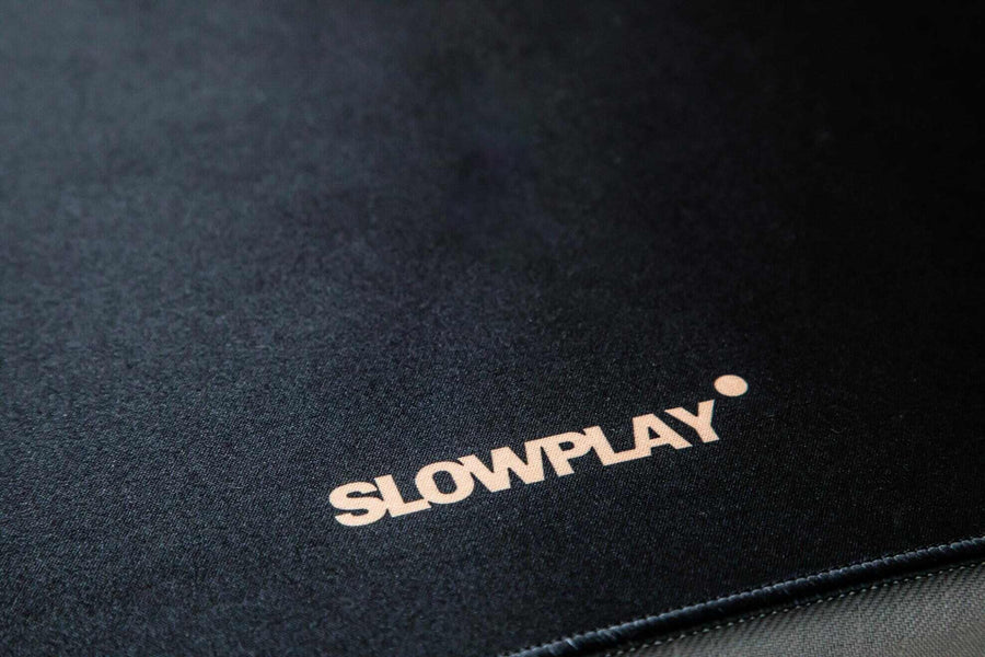 Godel Texas Hold'em Poker Mat | Smooth and Comfortable Surface | SLOWPLAY