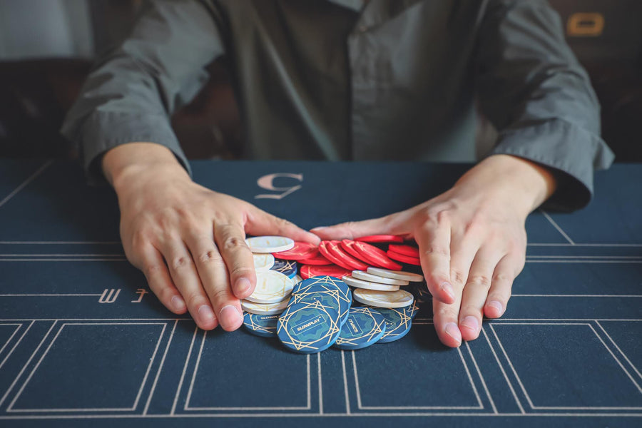 Ceramic Poker Chips | Built for Advanced Players |SLOWPLAY