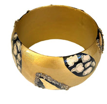 Load image into Gallery viewer, Organic Print Bangle