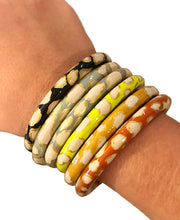 Load image into Gallery viewer, Solid Two-Tone Bangle - 4 Color Options