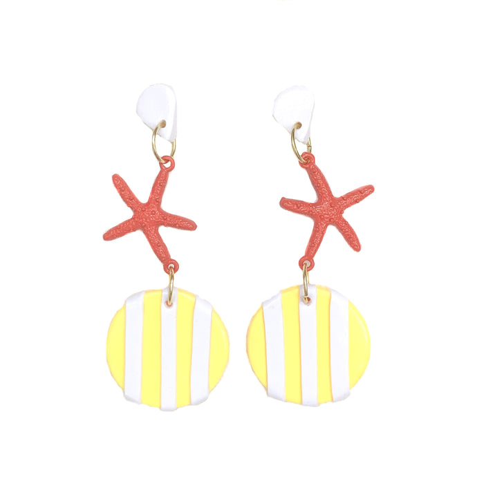 NEW! Yellow Starfish