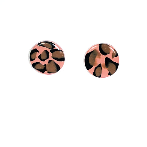 Medium Button - Pink