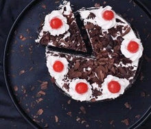 Load image into Gallery viewer, Black Forest Eggless Cake - LayerBite