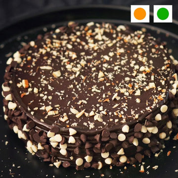 Choco Almond Cake cake 100% FRESH CAKE | FREE DELIVERY