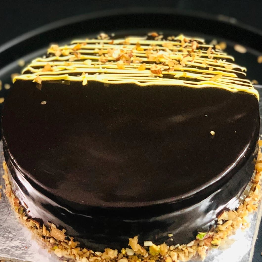 Delectable Dutch Truffle Cake - LayerBite