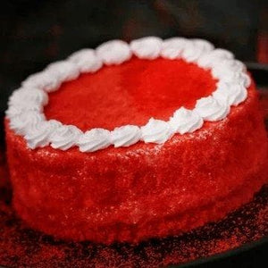 Eggless Red Velvet Cake - LayerBite