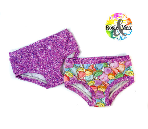 Empowering Hearts - Rosie Bums - Size 5 - RTS