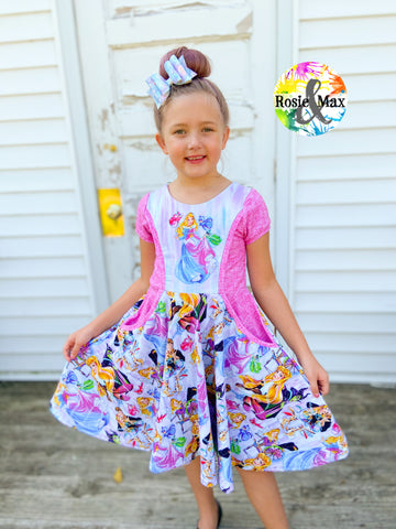 PREORDER - Sleeping Princess - Princess -  Zoe Dress