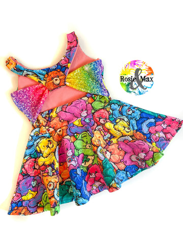 Colorful Bears - Riley-TUNIC