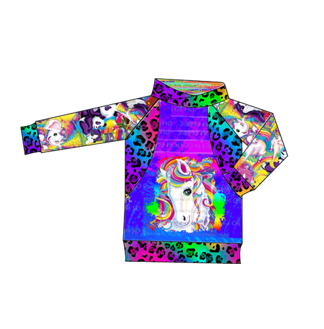 ADULT-Rainbow Friends-R&M Pullover-PREORDER