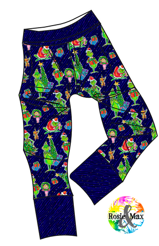 PREORDER - Who-Ville -Grow with Me Joggers
