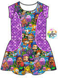 PREORDER - Guppies-  Zoe Dress