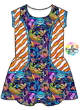 PREORDER - Just Keep Swimming -  Zoe TUNIC