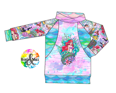 PREORDER - Part of Your World - R&M Pullover