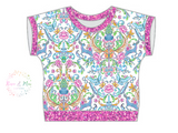 PREORDER - Whimsical Wizard - WOMEN'S Dolman Top