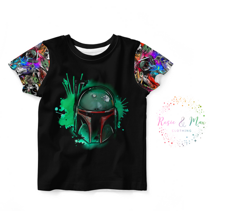PREORDER - May the 4th - Boba - Brooks Tee