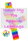Match My Top-Regular Leggings