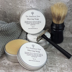 The Hazelnut Tree Shaving Soap
