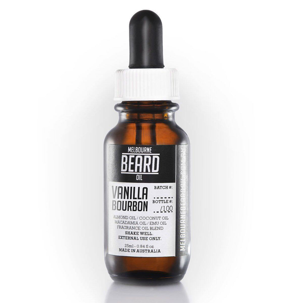 Melbourne Beard Oil | Beard Oils 25mls