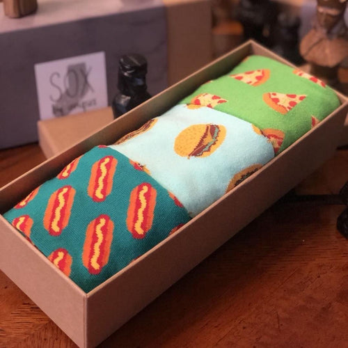 Sox By Angus | Cotton Socks Gift Box