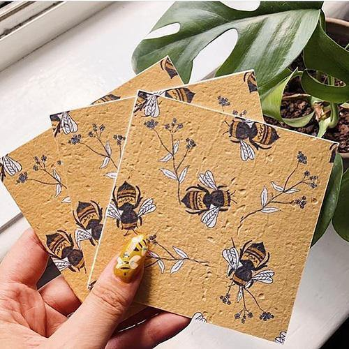Nurturing Nature | Plantable Cards - Earths Tribe