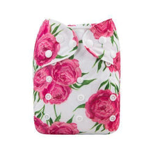 Load image into Gallery viewer, Alva Baby Diapers | Pink Peony
