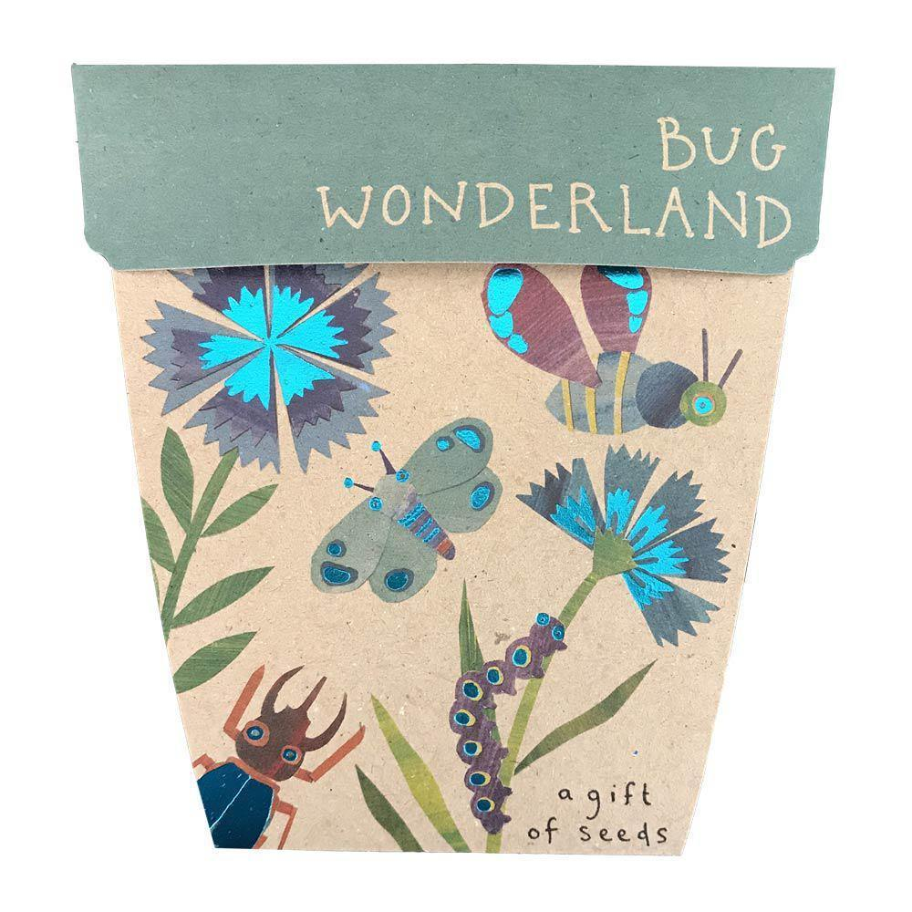 Sow N Sow | Bug Wonderland Seeds - Earths Tribe