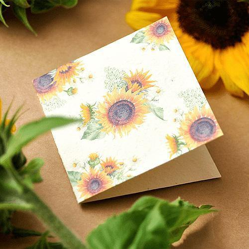 Nurturing Nature | Plantable Cards