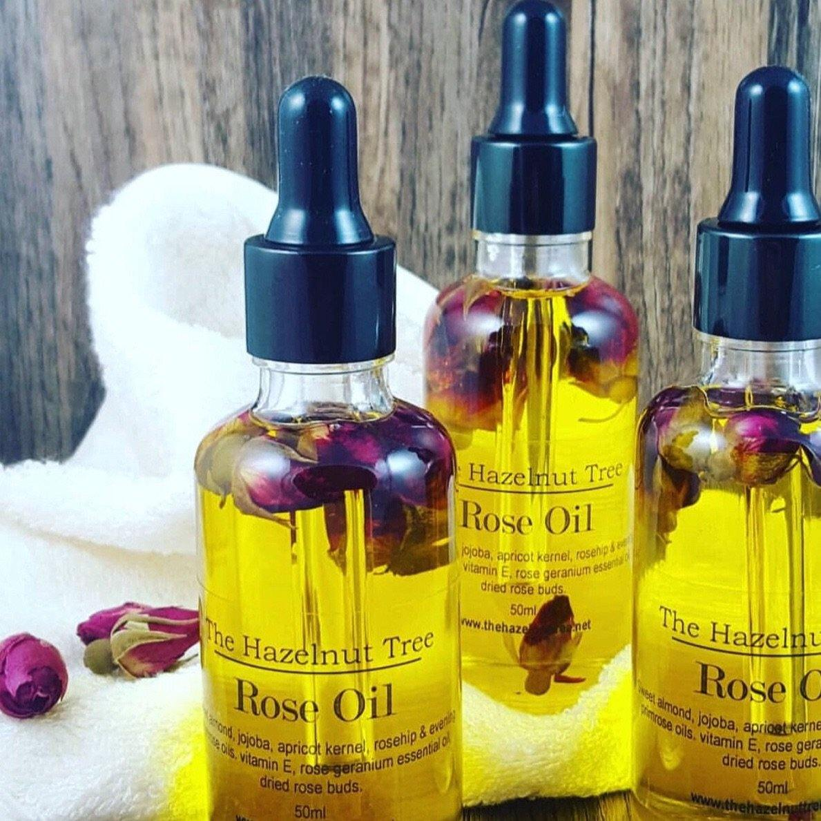Rose | Cleansing Oil - Earths Tribe