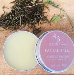 Facial Herbal Balm | Vegan - Earths Tribe