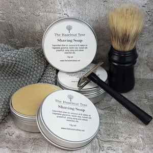 Shaving Soap - Earths Tribe