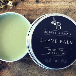 After Shave | Herbal Balm | Vegan - Earths Tribe