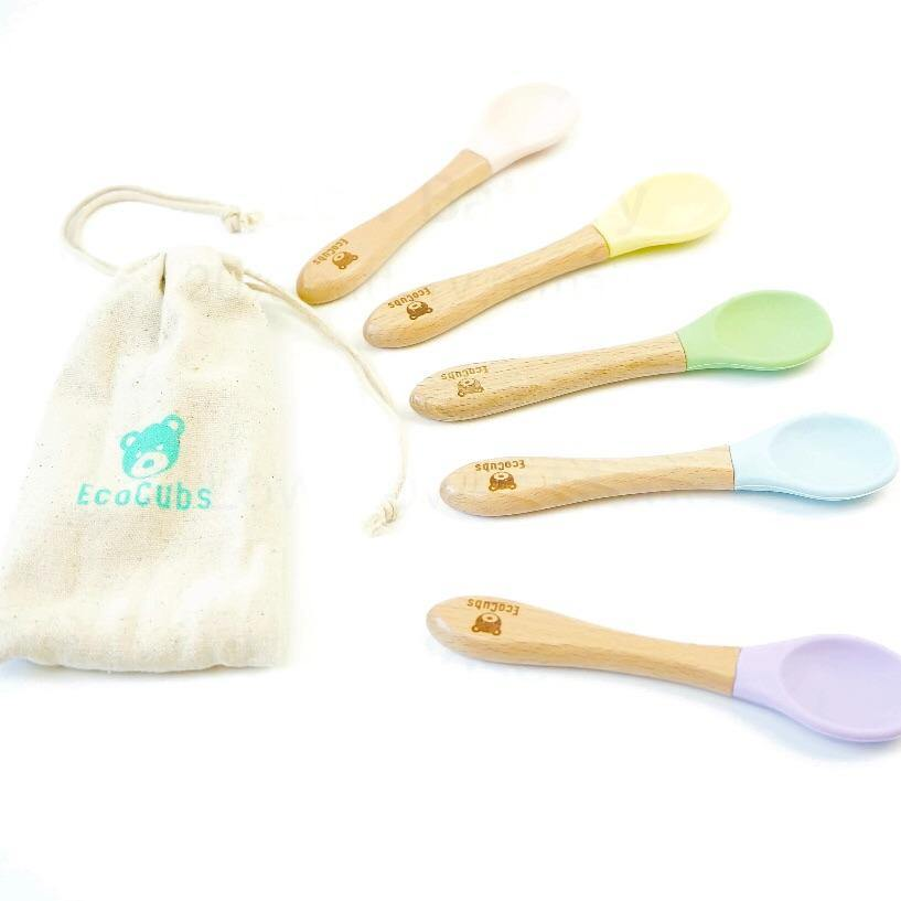 EcoCubs | Set Of Spoons - Earths Tribe