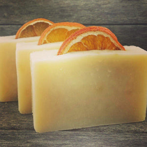 Cinnamon | Clove | Orange Soap - Earths Tribe