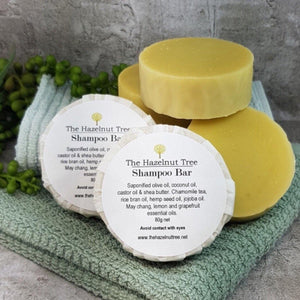 Shampoo Bar - Earths Tribe