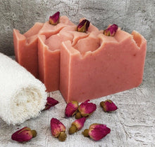Load image into Gallery viewer, Rose Geranium | Soap - Earths Tribe