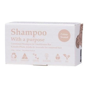 Shampoo With A Purpose - Colour Treated - Earths Tribe