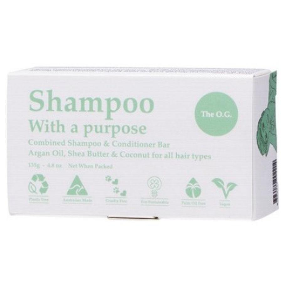 Shampoo With A Purpose - The O.G. - Earths Tribe