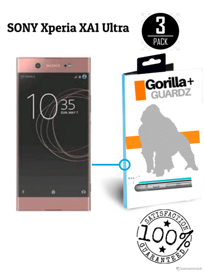 GorillaGuard+ for SONY Xperia XA1 Ultra