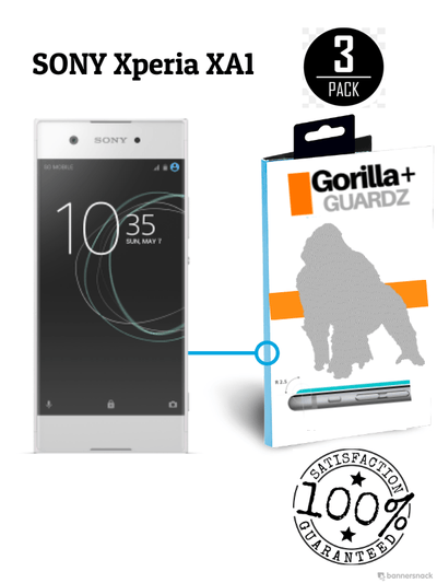 GorillaGuard+ for SONY Xperia XA1