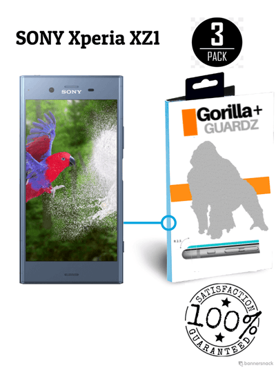 GorillaGuard+ for SONY Xperia XZ1