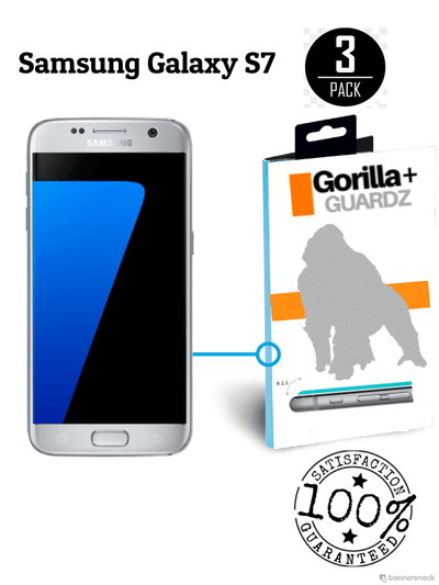 GorillaGuard+ Samsung Galaxy S7