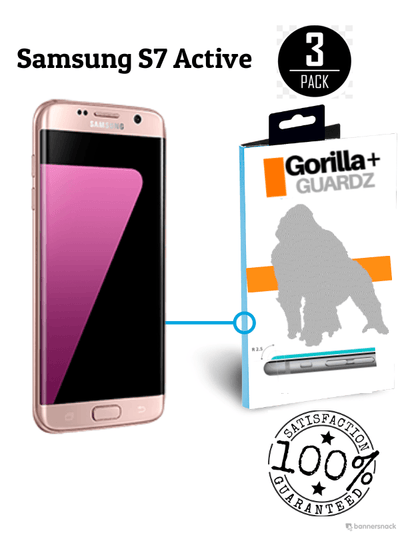 GorillaGuard+ for Samsung S7 Active
