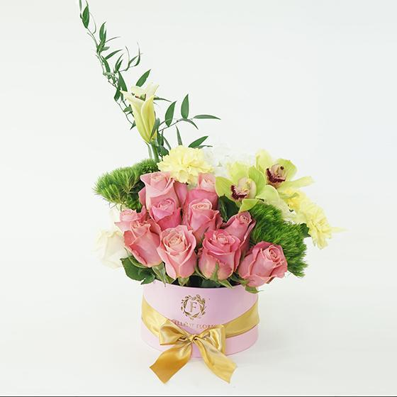 Pink Dream - Excellent Florists
